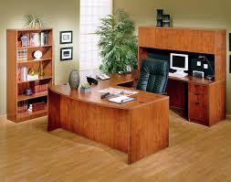U Shape Office Desk by Boss U Shape Bowfront Office Managers U Shape Desk Sd Office Net