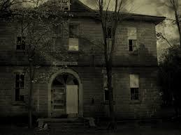 halloween haunted house background haunted house wallpaper and background 1600x1200 id 113592