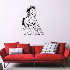 Horse Decorations For Home by Online Get Cheap Horse Silhouettes Aliexpress Com Alibaba Group