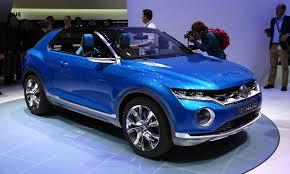 volkswagen t roc concept debuts at 2014 geneva auto show