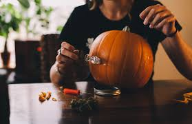 How To Light by How To Make A Pumpkin Bong In Three Easy Steps Marijuana