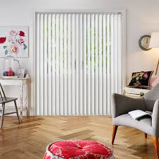amaris white 89mm vertical blind direct blinds