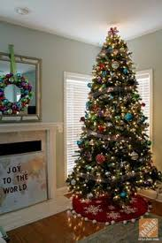 black friday home depot christmas tree blogger stylin u0027 home tours christmas 2015 christmas 2015
