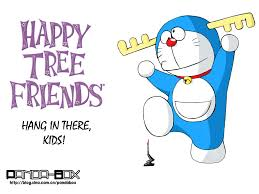 happy tree friend u2013 doraemon wiki
