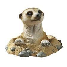 meerkat statues lawn ornaments ebay