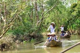 cai be floating market day trip from ho chi minh city 2018