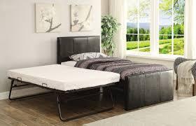 Elegant Bedroom Furniture Bed U0026 Bedding Using Twin Trundle Bed For Captivating Bedroom