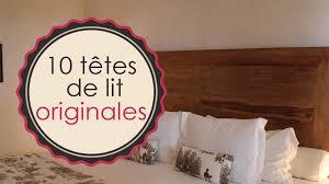 tete de lit chambre ado idées déco 10 têtes de lit originales sur deco fr