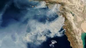 California Wildfire October 2007 by Humans Are The Leading Cause Of Wildfires In The U S The Two