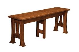 Outdoor Furniture Asheville by Amish Furniture Hand Crafted Solid Wood Benches Dovetails