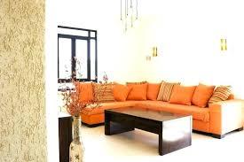 Orange Sofa Living Room Ideas Orange Sofa Chairs Euprera2009