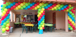 Home Balloon Decoration Qatar National Day Color Celebrations Qatar Living Events