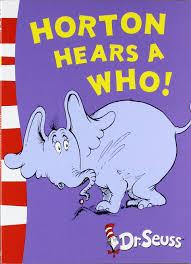 horton hears yellow book dr seuss yellow book