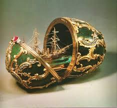 Diamond Trellis Egg The 1891 Memory Of Azov Egg Faberge Egg Pinterest Egg