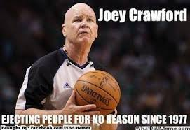 nba memes on twitter joey crawford http t co xenbiznxuj http