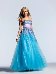 and charming long prom dresses