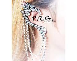 one sided earrings 246 best ear cuff images on ear cuffs ears and ear wraps