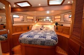 1998 fleming 55 burr yacht sales inc