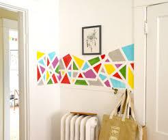diy geometric wall art home decor blog stodiefor