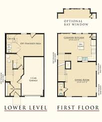 Floor Plans Homes by Ryan Homes Townhouse Floor Plans Homes Home Plans Ideas Picture