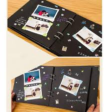 paper photo albums creative diy adhesive type paper photo albums manual family album