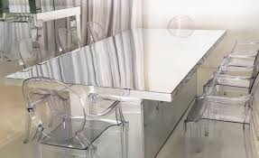 dining unforeseen mirrored dining room tables winsome mirrored