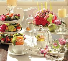 table decorations for easter bunnies and chickens and eggs oh my 20 ways to prepare your