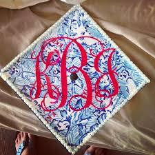 monogram graduation cap 20 creative graduation caps bluecoast live