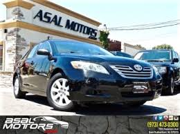 toyota camry hybrid 2009 for sale used toyota camry hybrid for sale in kendall park nj 33 used