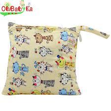 Waterproof Cushion Storage Bag by Aliexpress Com Buy Ohbabyka Baby Waterproof Nappy Storage Bag