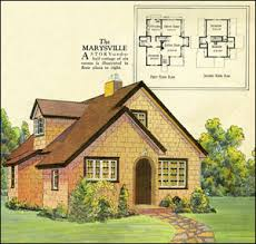 bungalow home designs authentic vintage home plans original cottage house plans