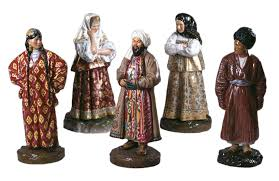Home Interior Porcelain Figurines by Porcelain U201cpeoples Of Russia U201d Preserved And Replicated Via 3d