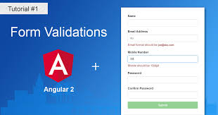 email validation pattern regex angular 2 form validations and custom validation how to implement