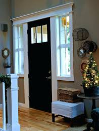 paint front door and shutters inside out house images tour black