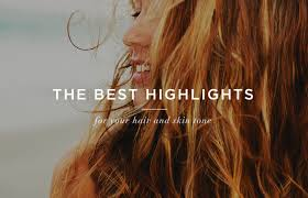 Highlight Colors For Brown Hair The Best Highlights For Your Hair And Skin Tone Verily
