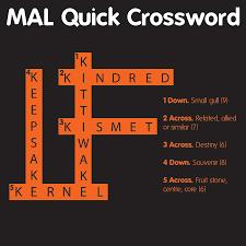 market avenue social media management crossword puzzle answers
