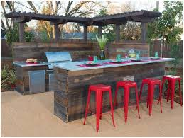 backyards mesmerizing garden design with backyard grill and bar