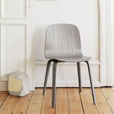 muuto visu chair with wood frame objects pinterest woods