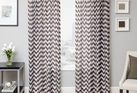 Lined Curtains Blue Patterned Curtains Custom 3d Curtains Living Room Blue Sky