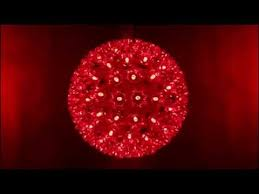 led starlight sphere and wedding lights