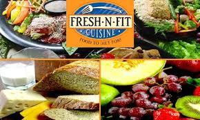 half off at fresh u0027n fit cuisine fresh u0027n fit cuisine groupon