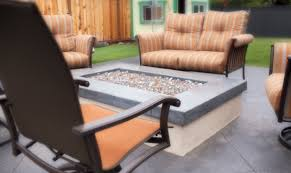 Concrete Fire Pit by Orange County Concrete Fire Pits