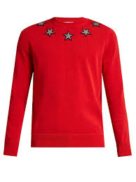 givenchy sweater givenchy pant suit givenchy appliqué cotton sweater mens