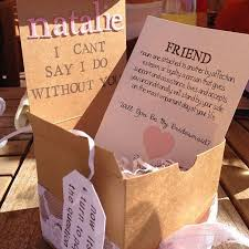 asking bridesmaid gifts bridesmaid asking ideas ideas to ask bridesmaids to be in your