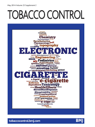 chemical evaluation of electronic cigarettes tobacco control