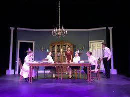 The Dining Room Ar Gurney La Center High Theatre Presents The Dining Room La Center