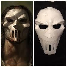 Casey Jones Halloween Costume Casey Jones Inspiration Mask
