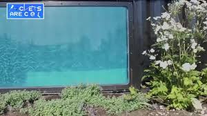 take a dip in recycled shipping containers the weather channel