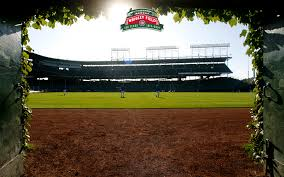 chicago cubs schedule wallpaper wallpapersafari wrigley field 100 chicago cubs
