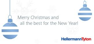 merry and all the best for the new year hellermanntyton